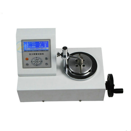 SGNH彈簧扭力測試儀