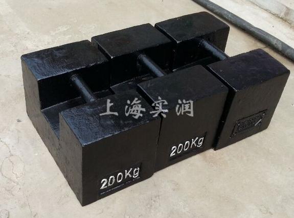 100公斤铸铁配重块