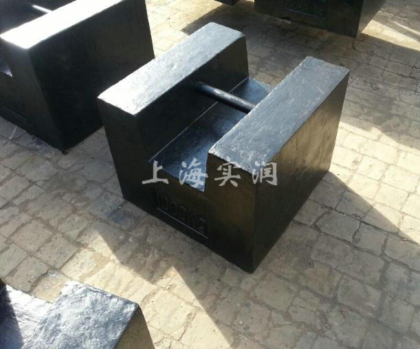 1000公斤铸铁块