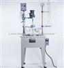 单层玻璃反应釜是一种多功能反应器