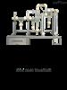 非均相分离演示实验装置  LPK-BHS