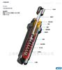 ACE缓冲器S12102小型自动调节减震器