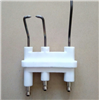 RSJ-III燃烧机(器)三联体陶瓷电极针 感应针